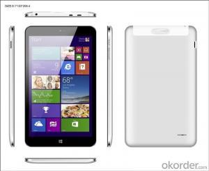 Intel Tablet PC Z3735F 8 Inch Quad Core Metal Case