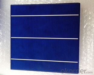 Lower Price but Constant Good Quality Polycrystalline 156 Solar Cell  High Effciency