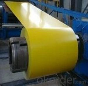 0.12mm~1.3mm Prepainted Galvanized Steel Coil for Building