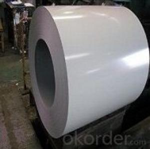 0.12mm~1.3mm Prepainted Galvanized Steel Coil for Building Material