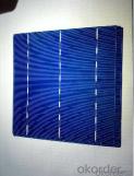 Célula solar policristalina con 17.4% de eficiencia de CNBM