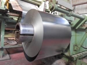 Hot  Dip  Galvanized  Steel  Coil  in Coil