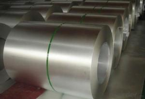 Hot Dipped Galvanized Steel Coil for Buildings