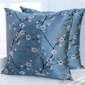 decorative cushions with various pattern