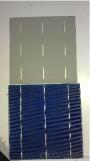 Célula solar policristalina de 156mmx156mm con varios porcentajes de eficiencia