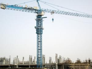 top quality tower crane with CE ISO certificate