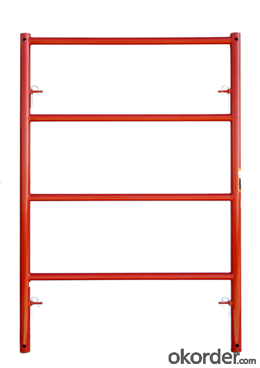Buy Shoring Frame Scaffold Ladder Frames System Price