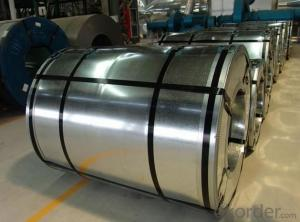 Hot-Dipped Galvanized Steel Coil for Building Materials