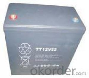 Lead Acid Battery TT Series Battery  TT12V52
