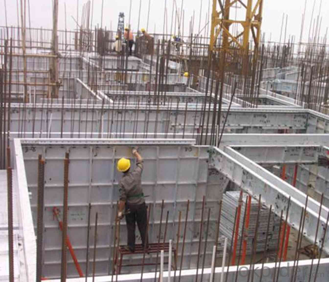 Aluminum Formwork Systems : Buy aluminum formwork shoring system for concrete