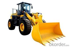 LISHIDE BRAND WHEEL LOADER CL958