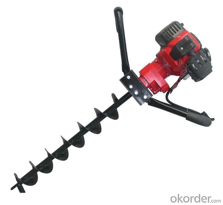 100cc ground driller power auger(CQ102) Made In China Q66