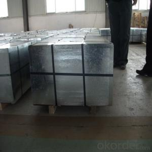 Electrolytic Tinplate Sheets or Coils for Industrial Package 0.43mm