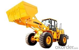 LISHIDE BRAND WHEEL LOADER CL956-4