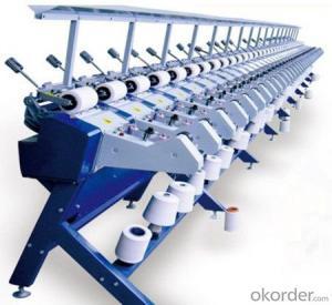 Electric Motor Rewinding Machine for Winding Yarn