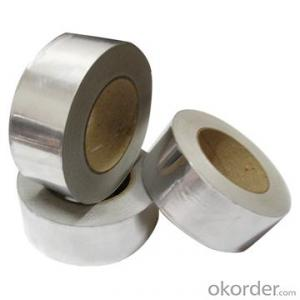Promotion Aluminum Foil Adhesive Tape Offer Printing  Sliver