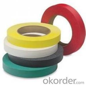 Masking Tape Resistance to Aging Various Color