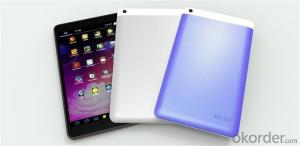 Intel Tablet PC Z3735G Front camera 2.0MP and rear camera5.0MP