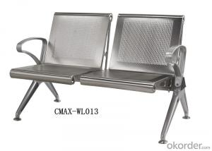 2 Seater Public Waiting Chair with Great Price CMAX-WL018