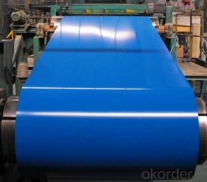 prepainted aluminum Zinc rolled Coil for Construction