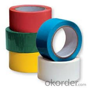 Bopp Tape BP-40 Packing Sealing Various Colors