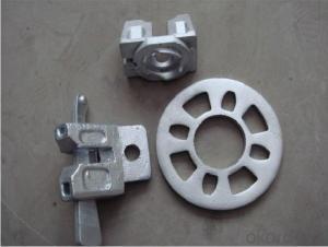 Ringlock Scaffold Accessory Q235/345 Steel Galvanized