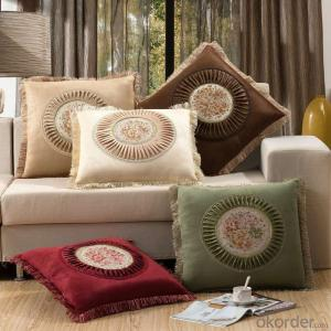 decorative home cushion with popular design