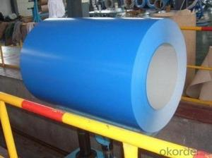 Prepainted aluminum zinc rolled Coil for Construction Roof