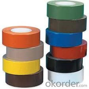 Cloth Tape Natural Rubber Adhesive Tape from 27 Mesh to 70 Mesh