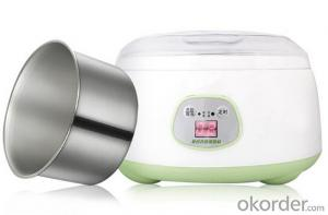 Temperature Controller Yogurt Maker with Stainless Steel