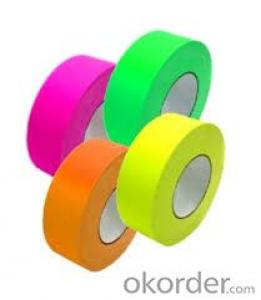 Cloth Tapes Natural Rubber Tapes for Book Binding and Gaffers