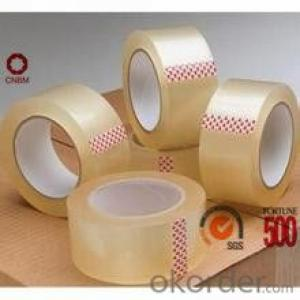 Bopp Tape Water Based Acrylic Clear Transparent