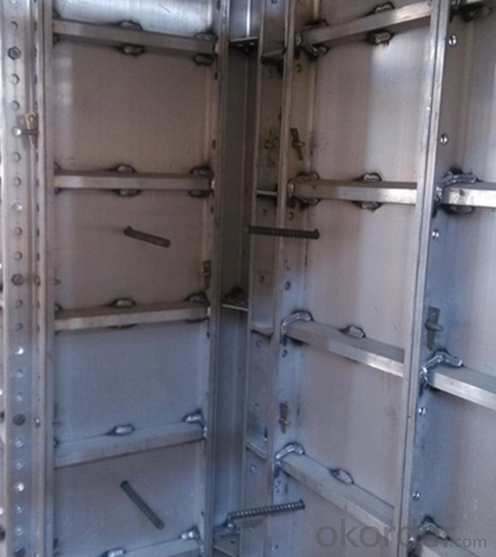 Aluminum formwork systems : Buy aluminum formwork system for concrete buildings price