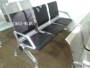 Waiting Area Chair with PU Airport Chair CMAX-WL002