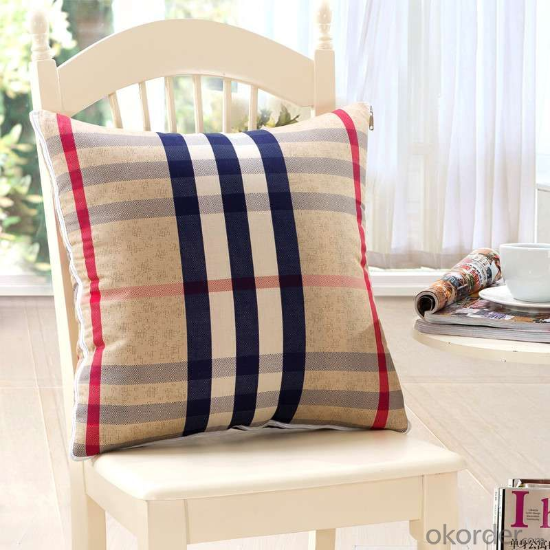 cotton cushion for home furniture and outdoor
