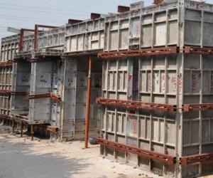 Aluminum Formwork Shoring System for High-rising Building