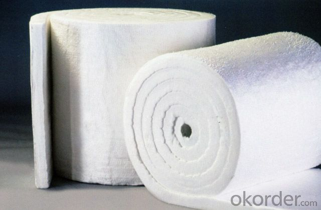 Buy fabric blanket resilient to thermal shock price size for Glass fiber blanket insulation