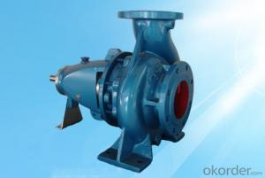 IS Centrifugal Clean Water Pump with High Quality