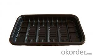 Recycled PP Plastic Tray for Tomato Packing