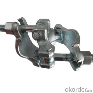 Steel Scaffolding Pipe Clamp  FOR SALE