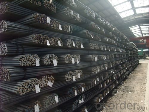 Hot Rolled Steel Rebars for Concrete Reinforcing