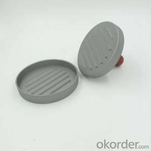Non-Stick Alloy Hamburger Press / Meat Press / Aluminum Hamburg Press