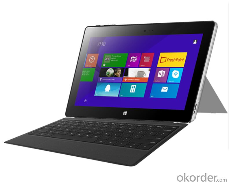 11.6 inch Tablet PC Quad Core IPS Screen Windows System