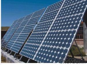 Mono Solar Panels with TUV UL CE ISO Certificates