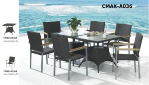 Outdoor Furniture Dinning Sets CMAX-A036