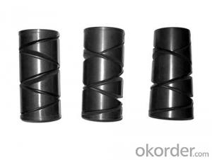 Aluminum Alloy Grooved Drum of Winding Machine Parts