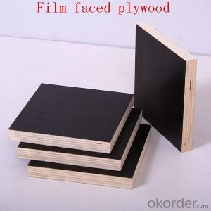 marinplex film faced plywood / marinplex plywood with high quality