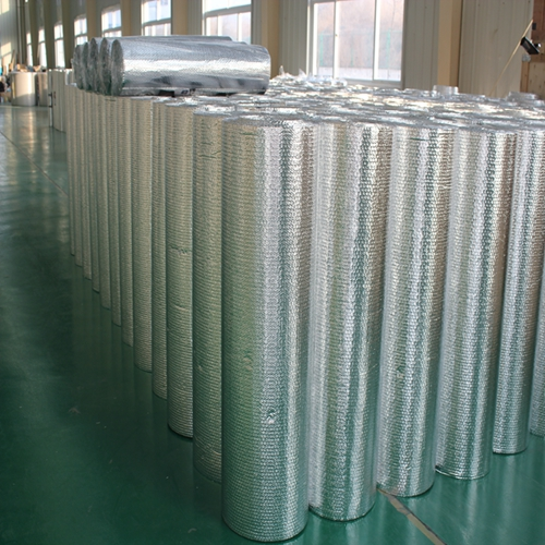 Aluminum Foil Composited Bubble Insualtion Material FEB