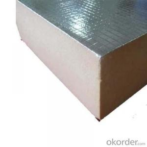 Phenolic Foam Insulation Board Light Weight