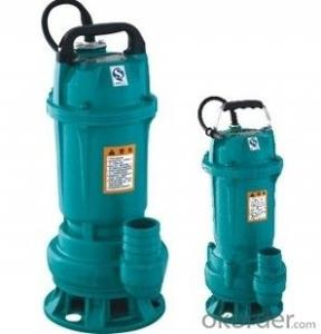 WQ(D) -ST Stainless Steel Motor Housing Sewage Submersible Pump